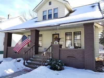 Wausau Single Family Home Active - With Offer: 311 Park Avenue