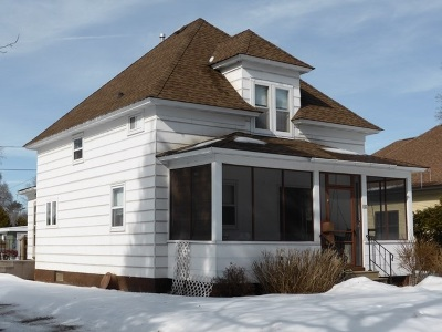 Mosinee Single Family Home Active - With Offer: 703 6th Street