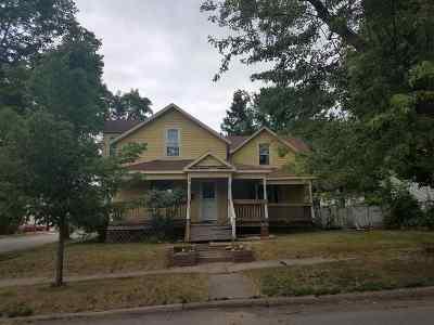 Wausau Single Family Home For Sale: 1002 Kickbusch Street