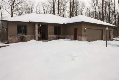 Wausau Single Family Home Active - With Offer: 3610 Laurie Ann Lane