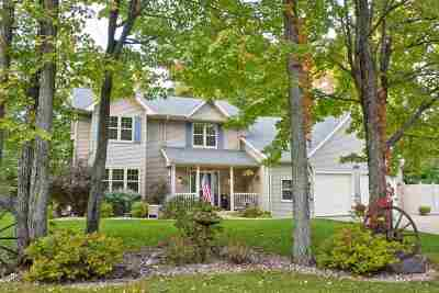 Wausau Single Family Home Active - With Offer: 5814 Old Coach Road