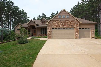Wausau Single Family Home For Sale: 795 Bristers Hill Road
