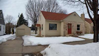 Wausau Single Family Home Active - With Offer: 420 N 7th Avenue
