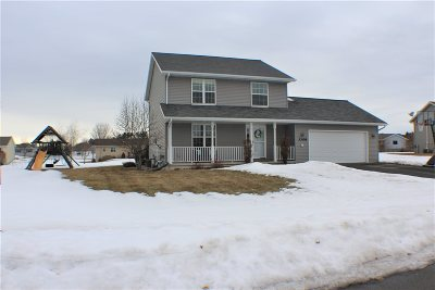 Weston WI Single Family Home For Sale: $212,900