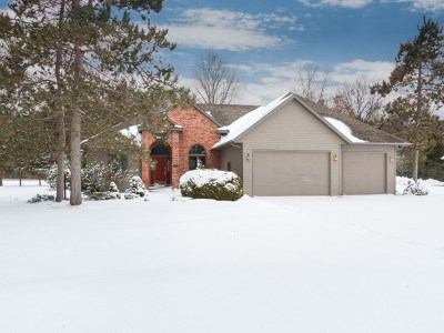 Wisconsin Rapids Single Family Home For Sale: 4330 Ridgeview Lane