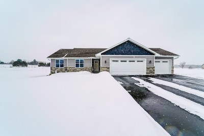 Wausau Single Family Home For Sale: 6231 Tranquil River Lane