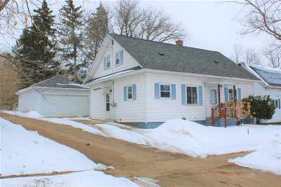 Merrill Single Family Home For Sale: 1406 E 1st Street
