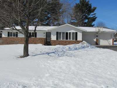 Wausau Single Family Home Active - With Offer: 1508 N 14th Avenue