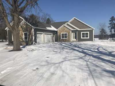 Wausau Single Family Home For Sale: 5905 Lakeshore Drive