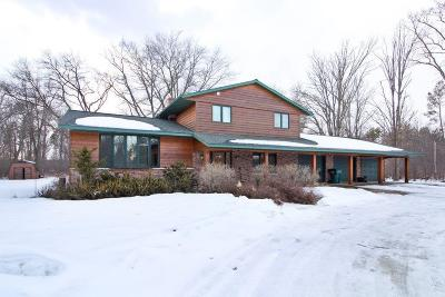 Mosinee Single Family Home Active - With Offer: 275 Beans Eddy Road
