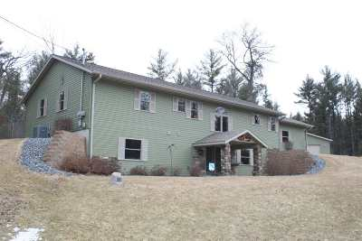 Wisconsin Rapids Single Family Home For Sale: 3821 Brookwood Lane