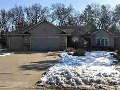 Plover Single Family Home Active - With Offer: 1970 Norway Pine Drive