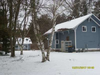 Mosinee Single Family Home For Sale: 2415 Old Dancy Road
