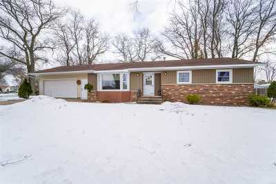 Mosinee Single Family Home For Sale: 1114 16th Street