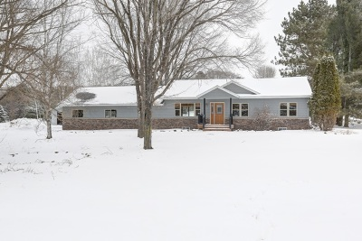 Wausau Single Family Home For Sale: 9007 Bittersweet Road