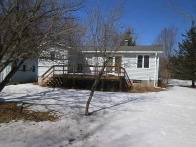 Mosinee Single Family Home For Sale: 3775 Ledebuhr Road