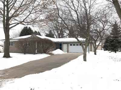 Wausau Single Family Home For Sale: 1409 W Union Avenue