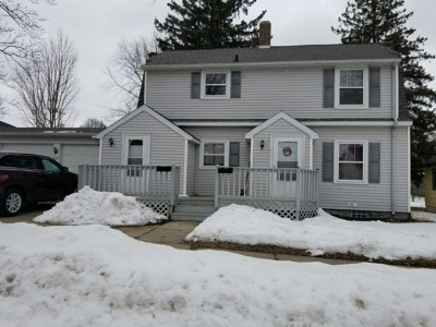 Wausau Multi Family Home For Sale: 1017 N 2nd Avenue