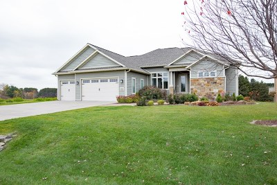 Wausau Single Family Home For Sale: 1708 Green Vistas Drive