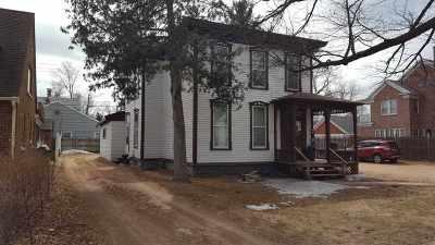 Stevens Point Multi Family Home For Sale: 2017 Main Street