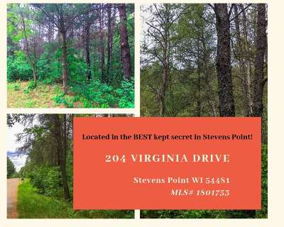 Stevens Point Residential Lots & Land For Sale: 204 Virginia Drive