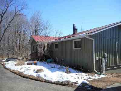 Amherst Junction Single Family Home Active - With Offer: 10007 Trout Creek Road