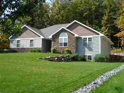 Wausau WI Single Family Home Active - With Offer: $297,000