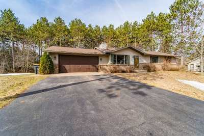 Weston Single Family Home Active - With Offer: 5705 High Ridge Circle