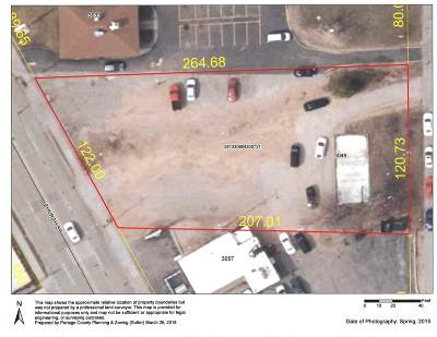 Stevens Point Residential Lots & Land For Sale: 3049 Church Street