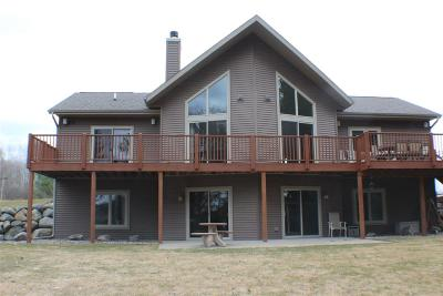 Merrill Single Family Home Active - With Offer: N3335 Gibson Drive
