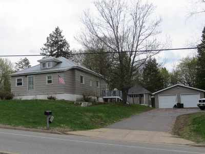 Mosinee Single Family Home Active - With Offer: 435 Old Highway 51