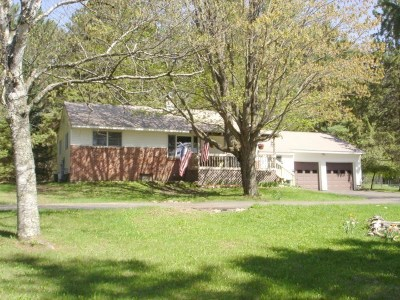 Merrill Single Family Home Active - With Offer: W1845 State Highway 64 East