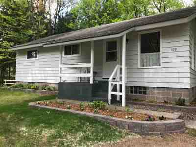 Merrill Single Family Home Active - With Offer: 550 Playground Lane