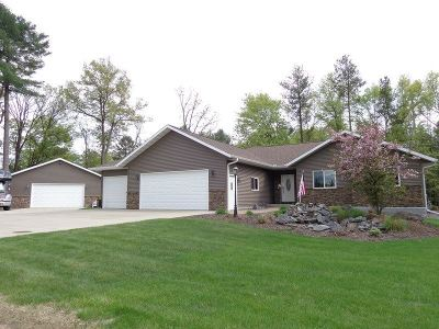 Stevens Point Single Family Home Active - With Offer: 4717 Heffron Street