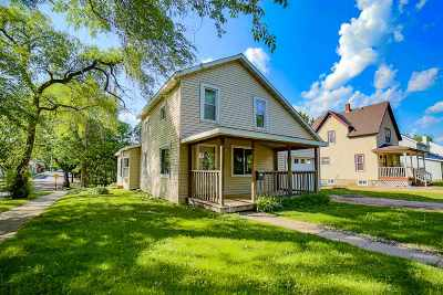 Mosinee Single Family Home For Sale: 213 2nd Street