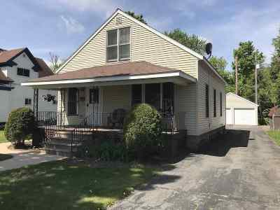 Wausau Single Family Home Active - With Offer: 1106 S 4th Avenue
