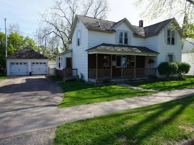 Merrill Single Family Home Active - With Offer: 1903 River Street
