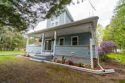 Mosinee Single Family Home Active - With Offer: 508 Mount View Road