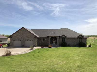 Stevens Point Single Family Home For Sale: 3459 Custer Road