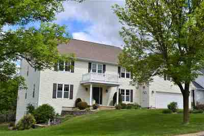 Wausau Single Family Home For Sale: 1802 Marquardt Road