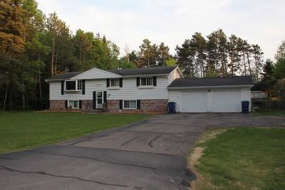 Mosinee Single Family Home Active - With Offer: 1881 Norway Lane
