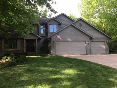 Single Family Home Active - With Offer: 4205 Mountain Lane