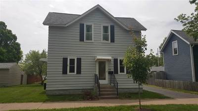 Wausau Single Family Home Active - With Offer: 727 Humboldt Street