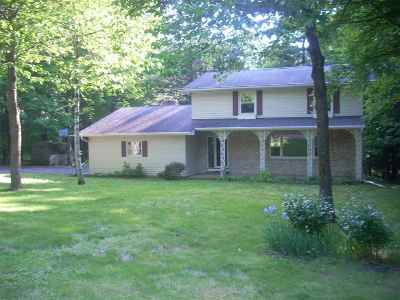 Wausau Single Family Home For Sale: T5676 N Troy Street
