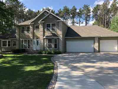 Plover Single Family Home For Sale: 2250 Woodbridge Court