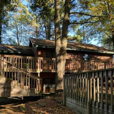 Iola Single Family Home For Sale: N8633 Blue Mountain Road
