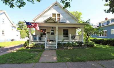 Wausau Single Family Home Active - With Offer: 722 Stark Street