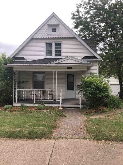 Wausau Single Family Home Active - With Offer: 427 N 2nd Avenue