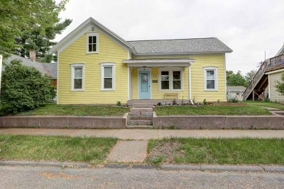 Wausau Single Family Home Active - With Offer: 626 Lincoln Avenue