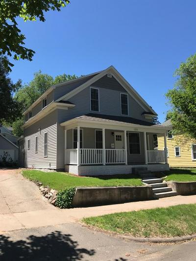 Wausau Single Family Home For Sale: 1221 Stark Street